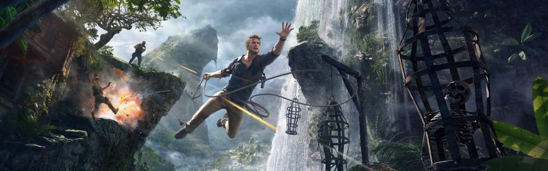 Una nuova promo art per Uncharted 4: Fine di un Ladro