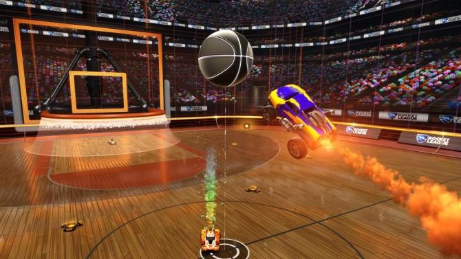 Rocket League riceverà una modalità basket