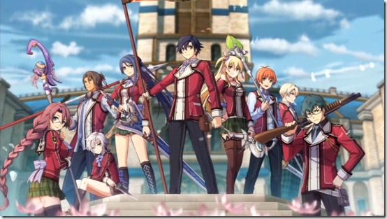 The Legend of Heroes: Trails of Cold Steel II arriva per l'autunno in Europa