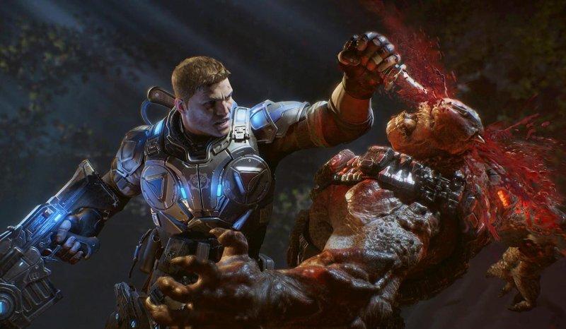 Un misterioso conto alla rovescia per Gears of War 4