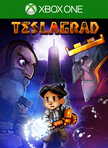Teslagrad per Xbox One