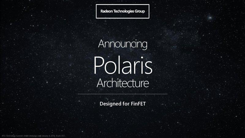 AMD presenterà l'evento di lancio di Polaris 10 al Computex di Taipei