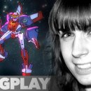 Marica combatte nello spazio con il Long Play di Galak-Z: The Dimensional