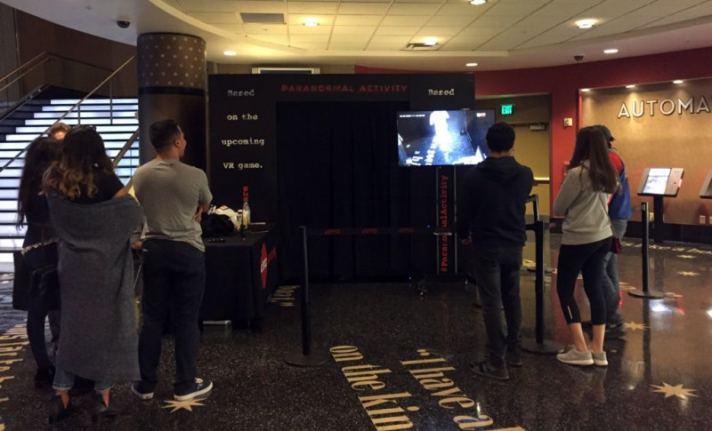Fantasmi e realtà virtuale