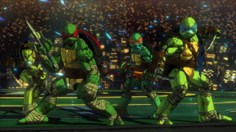Spuntano gli achievement di Teenage Mutant Ninja Turtles: Mutanti a Manhattan