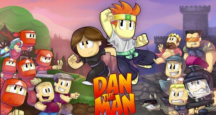 Dan the Man è il nuovo titolo di Halfbrick Studios per iOS e Android
