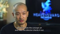 Final Fantasy XIV - Videodiario sul Visual Design
