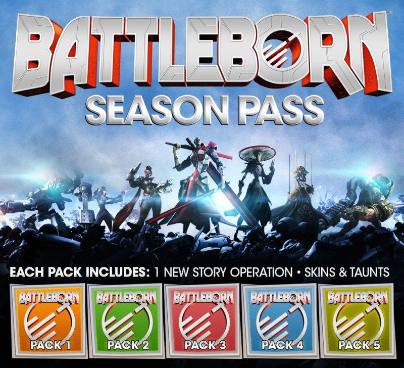 Vediamo i piani di Gearbox sui contenuti post-lancio di Battleborn