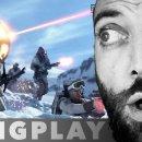 La Forza scorre potente in Stefano nel Long Play di Star Wars: Battlefront