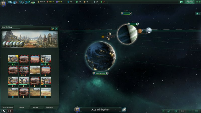 Stellaris ha una data di lancio
