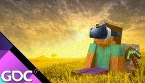 Minecraft VR - Videoanteprima GDC 2016