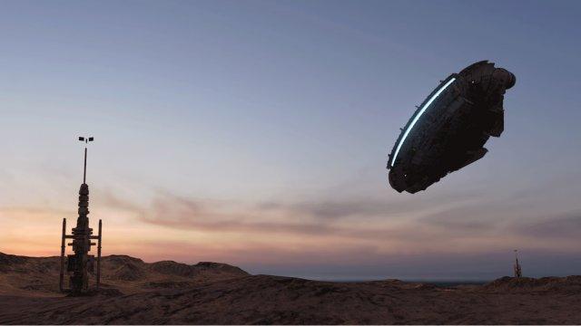 Star Wars: Trials Of Tatooine VR