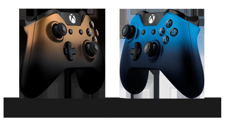 Due nuove colorazioni per il controller Xbox One