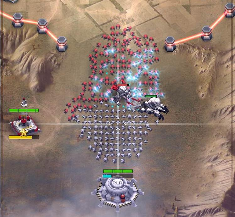 RTS robotici