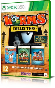 Worms Collection per Xbox 360