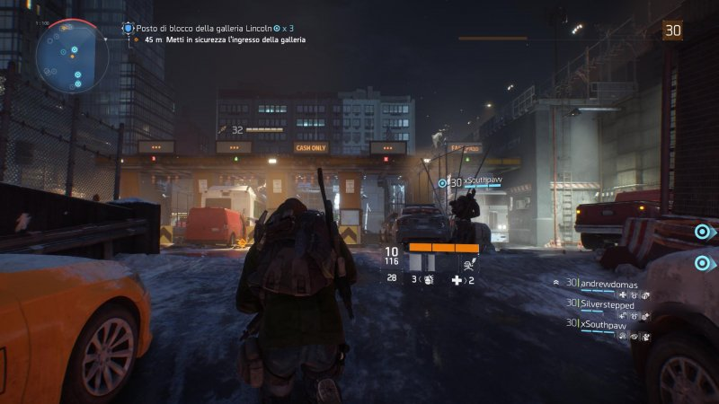 Ubisoft sistemerà il glitch dello zaino in The Division