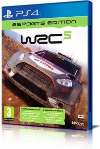 WRC 5 - eSports Edition per PlayStation 4