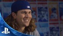 MLB The Show 16 - Il trailer di DeGrom