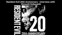 Resident Evil 20th Anniversary - Intervista a Hiroyuki Kobayashi