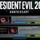 Per festeggiare il ventennale della serie, tutti i Resident Evil in saldo su Steam