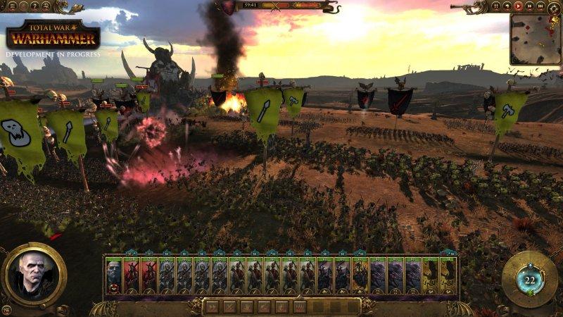 Ci sono DLC gratuiti programmati per Total War: Warhammer