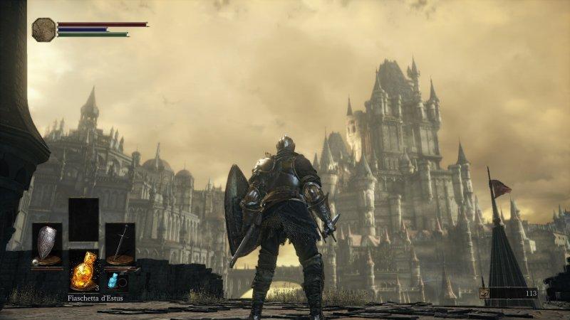 La versione giapponese di Dark Souls III per Xbox One ha i sottotitoli in inglese