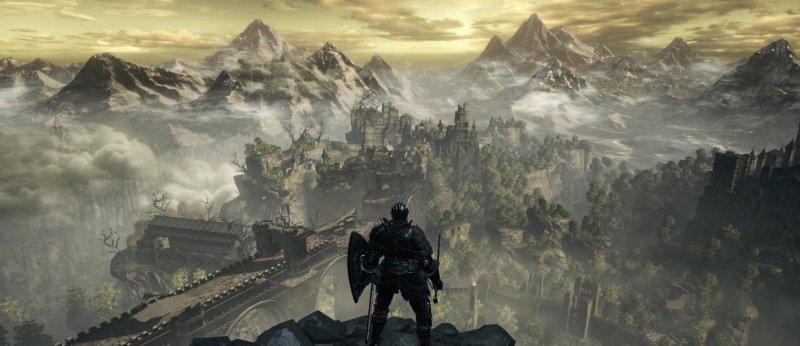 Svelate le dimensioni della versione PlayStation 4 di Dark Souls III