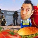 A Pranzo Con Fallout 4: Automatron
