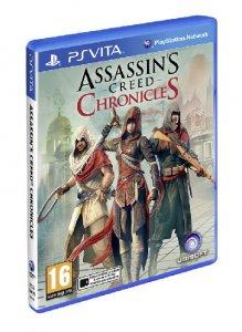 Assassin's Creed Chronicles per PlayStation Vita