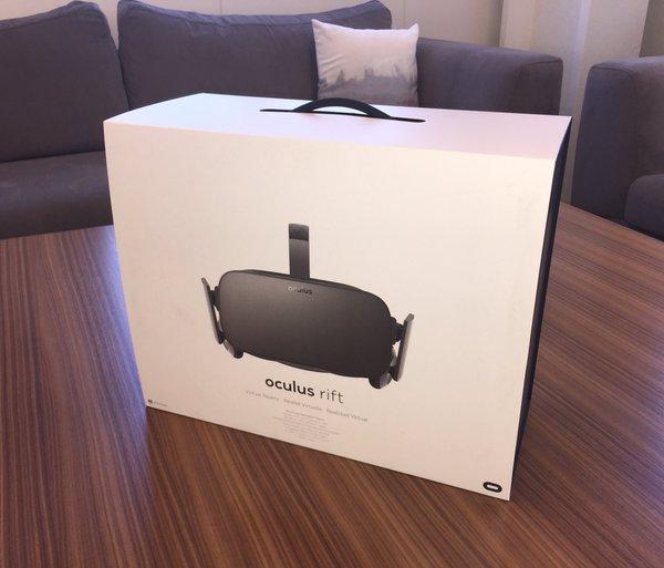 Oculus Rift: tutte le informazioni sull'esordio della realtà virtuale