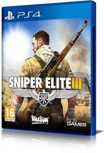 Sniper Elite III per PlayStation 4