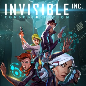 Invisible, Inc. per PlayStation 4