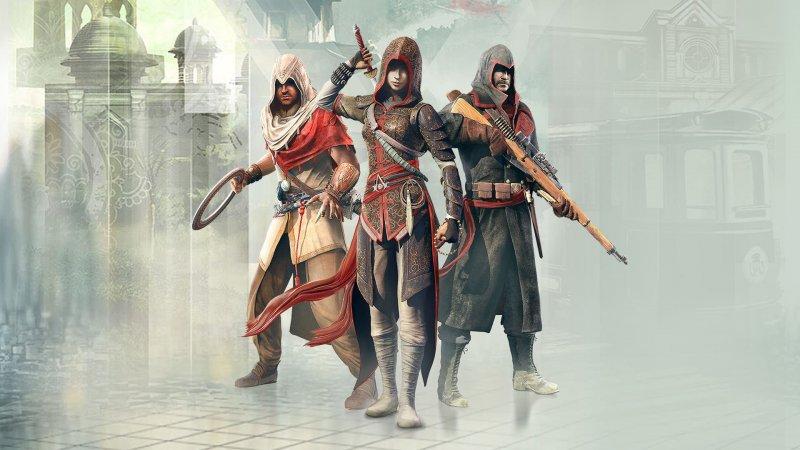 Assassin's Creed Chronicles Trilogy Pack è disponibile da oggi su PlayStation Vita