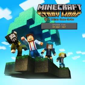 Minecraft: Story Mode - Episode 5: Order Up per PlayStation 3