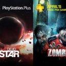 Dead Star, Zombi e altri sono i titoli gratuiti sul PlayStation Plus di aprile 2016