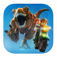 LEGO Jurassic World per iPhone