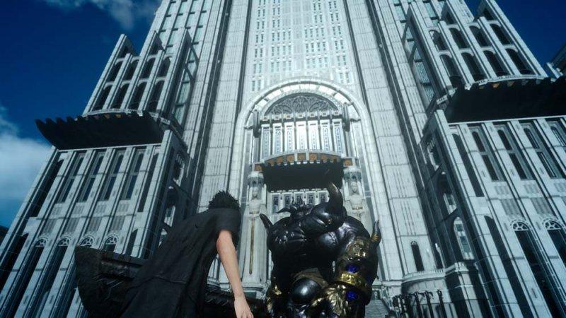 Le reazioni dei fan al reveal di Final Fantasy XV