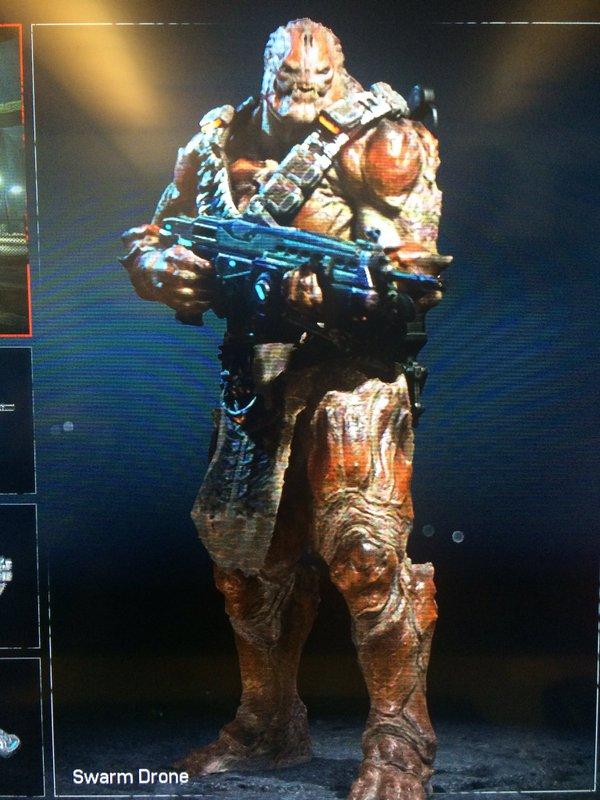 Emergono alcune immagini leak della beta di Gears of War 4