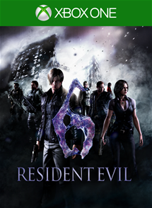 Resident Evil 6 per Xbox One