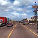 Quattro immagini del DLC Arizona di American Truck Simulator