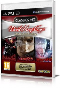 Devil May Cry HD Collection per PlayStation 3