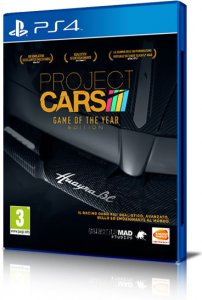 Project CARS: Game Of The Year Edition per PlayStation 4