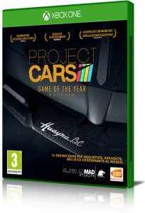 Project CARS: Game Of The Year Edition per Xbox One