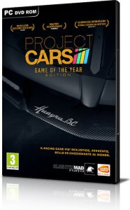Project CARS: Game Of The Year Edition per PC Windows