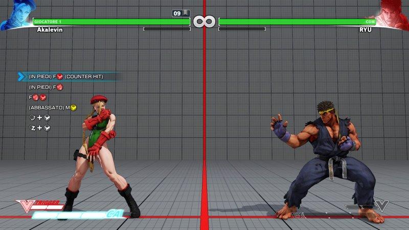 Il marzo pazzerello di Street Fighter V