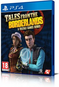 Tales from the Borderlands: A Telltale Game Series per PlayStation 4