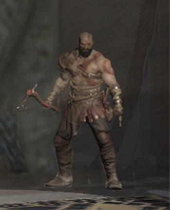 Mi è sembrato di vedere un Kratos