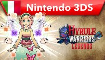 Hyrule Warriors: Legends - Il trailer delle Fatine
