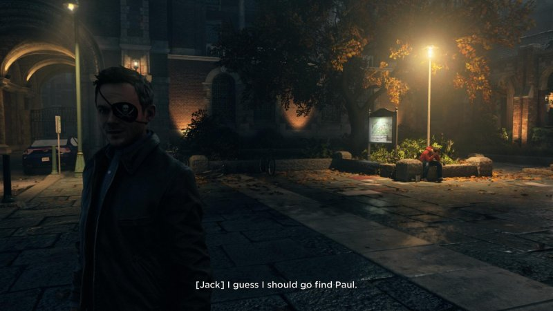 """Quantum Break attiva una versione """"pirata"""" del protagonista se si avvia al di fuori del Windows Store"""