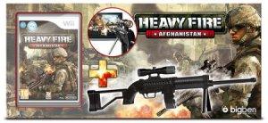Heavy Fire: Afghanistan per Nintendo Wii